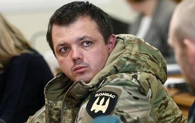 Вибори в Кривому Розі: Семенченко зареєструвався переселенцем