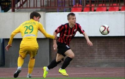 Білоруський клуб звинуватив українського футболіста в п яному дебоші