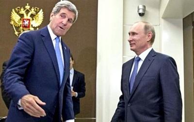Стали відомі подробиці візиту Керрі до РФ