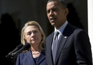 Хиллари Клинтон вернулась к рабочим обязанностям после болезни