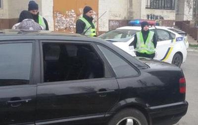 У Херсоні п яний водій вкусив поліцейського