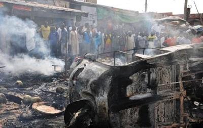Теракт в нигерийской мечети: 22 погибших