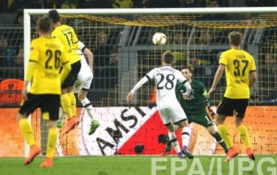 УЕФА может наказать дортмундскую Боруссию