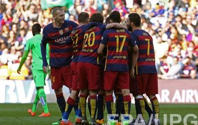 Барселона зацікавлена у створенні європейської суперліги