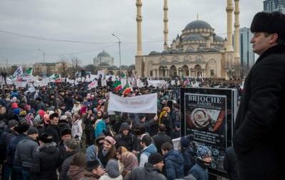 У Чечні знову напали на правозахисника