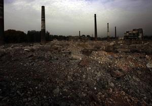 В Винницкой области в результате оползня песка в карьере погибли дети