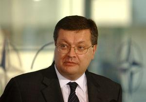 МИД Украины возглавил Грищенко