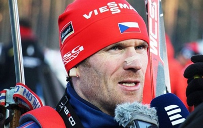 Чешский биатлонист писал петиции с требованием освободить Надежду Савченко
