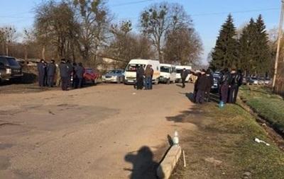 На Львівщині протестувальники перекрили трасу