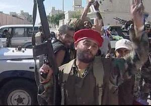 Аль-Джазира показала видео, подтверждающее гибель экс-главы Минобороны Ливии