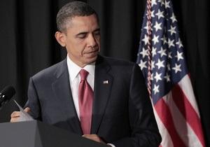 Популярность внешней политики Обамы падает во всем мире