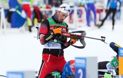 Четверо українських біатлоністів фінішували вище Фуркада