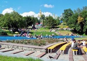 В воскресенье на Певческом поле в Киеве пройдет казацкое шоу