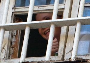 Карпачева проведала Тимошенко: Состояние экс-премьера крайне тяжелое