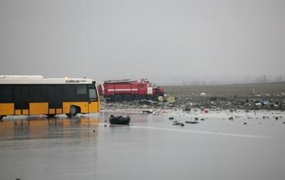 Аварія Боїнга: на борту були громадяни 9 країн