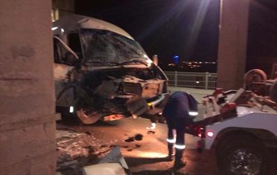 ДТП в Запорожье: пострадали более 20 человек