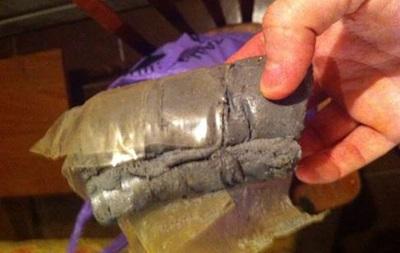 На Черкащине обнаружили тайник со взрывчаткой