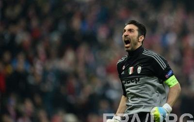 Буффон установил новый рекорд чемпионата Италии