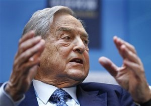 Миллиардера Джорджа Сороса заподозрили в финансировании движения Оккупируй Уолл-стрит