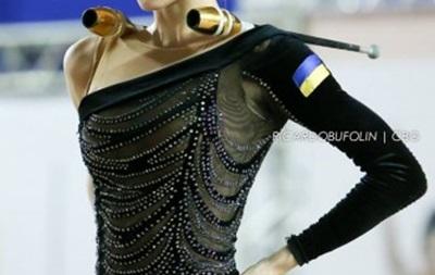 Ганна Різатдінова - дворазова чемпіонка Кубка світу з гімнастики