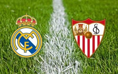 Реал Мадрид - Севилья 1:0 Онлайн трансляция матча чемпионата Испании