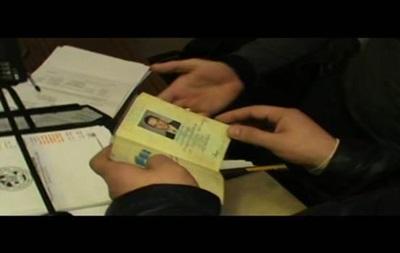 Бывшие правоохранители изготавливали паспорта жителям ЛДНР
