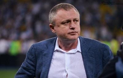 Суркис: Евросезон для Динамо я бы оценил положительно