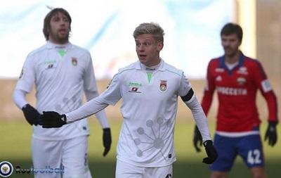 Олександр Зінченко зізнався, хто з футболістів є його кумиром