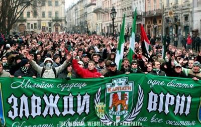 Лідер ультрас Карпат: Це протест проти керівництва, а не проти Окечукву