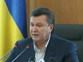 Янукович выступает против досрочных выборов ВР