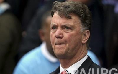 Луї ван Гал: У Манчестер Юнайтед відмінні шанси на Лігу чемпіонів