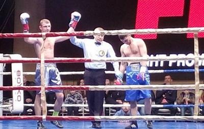 Українського боксера дискваліфікували на рік за симуляцію