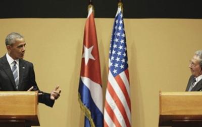 Обама: У Куби і США є розбіжності через права людини