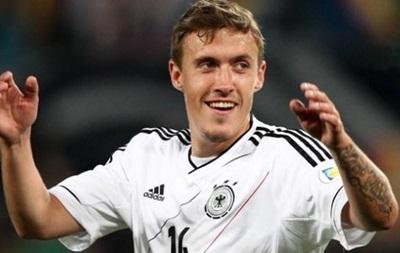 Из сборной Германии из-за скандалов отчислен форвард