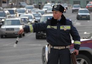 За четыре дня нового года украинские гаишники поймали почти пять тысяч нетрезвых водителей
