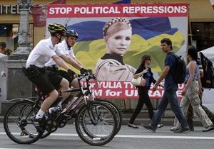 Suddeutsche Zeitung: Евро-2012 не отвлек внимания от Тимошенко