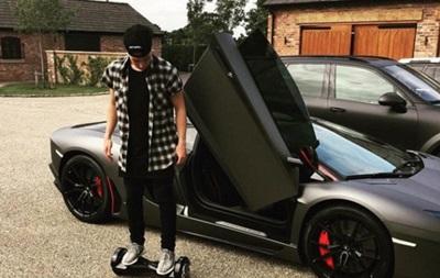Поліція конфіскувала Lamborghini гравця Ман Сіті