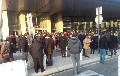 У Франції терміново евакуювали аеропорт Тулузи