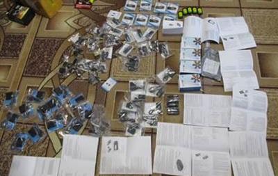 СБУ ліквідувала інтернет-магазин, який продавав спецтехніку сепаратистам