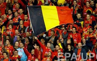 Бельгія скасувала товариський матч з Португалією