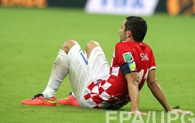 Cрна травмировался в матче за сборную