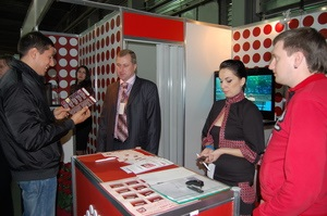 Телеканал  Гамма  візьме участь у виставці ЕЕВС 2010