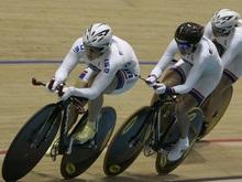 Украинские велосипедистки завоевали серебро Чемпионата мира