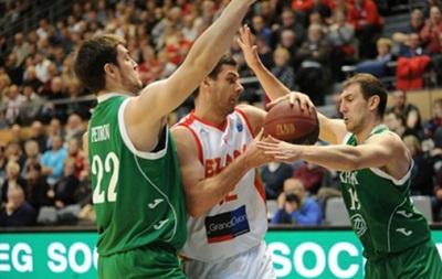 Кубок Європи FIBA: Хімік поступився Шалону і вилетів з турніру