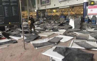 З явилося відео наслідків вибуху в аеропорту Брюсселя