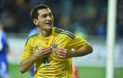 Степаненко принес Украине победу над Кипром