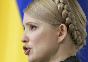Генпрокуратура может попросить у США помощи по делу против Тимошенко и Лазаренко