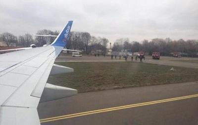 Пасажир рейсу Дубай-Київ заявив, що приніс бомбу