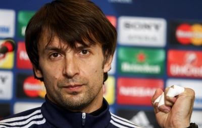 Шовковський: Для мене абсолютно нормально провести усю кар єру в Динамо