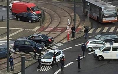 Одна людина вбита в ході спецоперації в Брюсселі